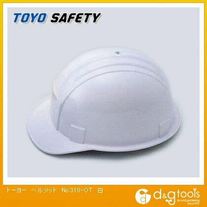 トーヨーセフ tea helmet No.310-OT white (OT W)