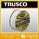 トラスコ ウレタンブレード  ドラム巻 ネオグレー  6.5×10mm 100m (TOP6.5100NG) TRUSCO エアーホース 常圧用エアホース