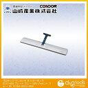 山崎産業(コンドル) プロテック ワンタッチ ダスターモップ ECO-600 プレート グレー/ジョイント ブルー C268-000X-MB