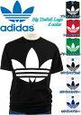 【7/23再入荷】【海外限定】【即日発送】adidas Originals・アディダス オリジナルス・Graphic Tシャツ・Big Trefoil Logo 6color・メンズ・ユニセックス・サイズ:S,M,L,XL