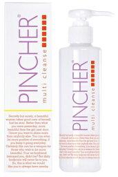 PINCHER multi cleanse ピンシャー マルチクレンズ メイク落とし クレンジング 洗顔 肌アレ ニキビ アトピー 肌改善 マツエクOK 《送料無料》