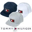 ショッピングhmb 【割引クーポン発行中】キャップ 帽子 トミーヒルフィガー THMB003F ゴルフ用品 メンズ レディース