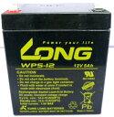 UPS・無停電電源装置・蓄電器用バッテリー完全密封型鉛蓄電池(12V5Ah)WP5-12 UPS APC 互換:NP5-12