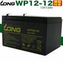 UPS・溶接機 各種(12V12Ah)WP12-12 バッテリー UPS BKPro500 APC Smart-UPS1000 SU1000J SUA1000J SUA1000JB FW-V10-2 ナノアーク Z6000-BT12 新神戸電機(日立) HF12-12 パナソニック LC-PA1212互換