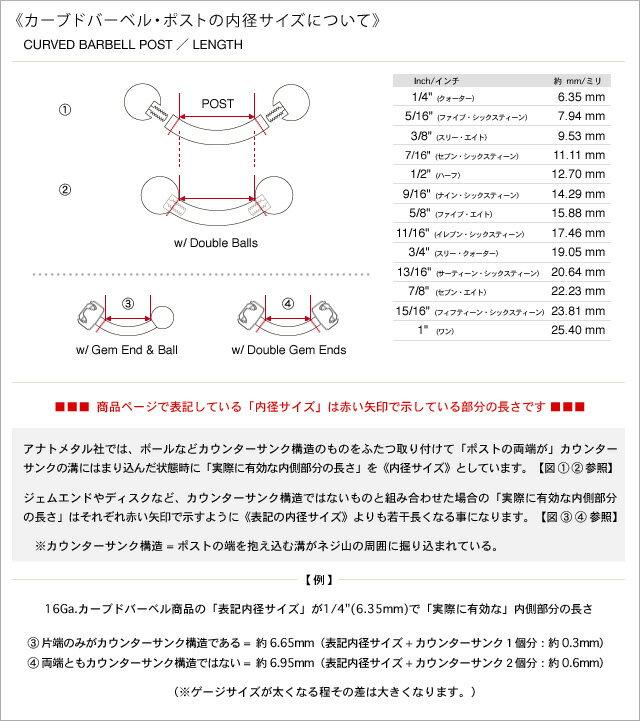 【正規直輸入品】ステンレス・カーブドバーベル ...の紹介画像3