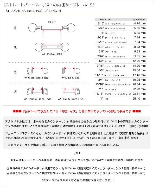 【正規直輸入品】ステンレス・ストレートバーベル...の紹介画像2