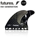 【FUTURES FIN】フューチャーフィンhayden shapes ヘイデンシェイプスFUTURE FIN 送料無料 【HS1 GENERATION】 Large フューチャーフ..