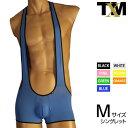 楽天TxM UnderwearSTRIKESKIN レスリングスタイル シングレット メンズ ビキニ 下着 パンツ アンダーウェア【TM collection】