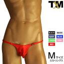 WET SIMPLE SEXY G-STRING メンズ Tバック 下着 パンツ アンダーウェア【TM collection】