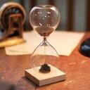 キッカーランド 砂時計 1分 置物 オブジェ インテリア 雑貨 おしゃれ アート kikkerland Magnetic Hourglass