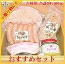 スーパーセール 国産 豚肉 の【 腸詰屋 おすすめセット 】お中元 お歳暮 ギフトセット プレ