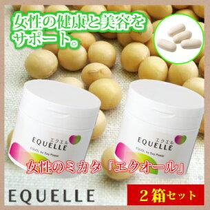 エクエル 大塚製薬 エクオール サプリメント イソフラボン フローラ