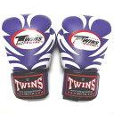 TWINS SPECIAL ボクシンググローブ 14oz T紫 /ボクシング/ムエタイ/グローブ/キック/フィットネス/本革製/14オンス