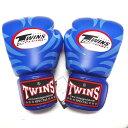 TWINS SPECIAL ボクシンググローブ 10oz T青 /ボクシング/ムエタイ/グローブ/キック/フィットネス/本革製/10オンス