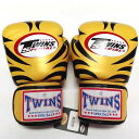 TWINS SPECIAL ボクシンググローブ 12oz T金黒 /ボクシング/グローブ/ムエタイ/キック/フィットネス/本革製