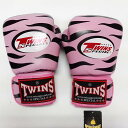 TWINS SPECIAL ボクシンググローブ 12oz Z桃黒 /ボクシング/ムエタイ/グローブ/キック/フィットネス/本革製/ツインズ/オンス