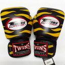 TWINS SPECIAL ボクシンググローブ 10oz Z黒黄 /ボクシング/ムエタイ/グローブ/キック/フィットネス/本革製/ツインズ/オンス