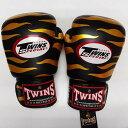 TWINS SPECIAL ボクシンググローブ 8oz Z黒金 /ボクシング/ムエタイ/グローブ/キック/フィットネス/本革製/ツインズ/オンス