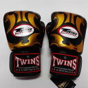 TWINS SPECIAL ボクシンググローブ 16oz MT黒金 /ボクシング/ムエタイ/グローブ/キック/フィットネス/本革製/ツインズ