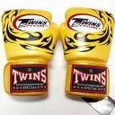 TWINS SPECIAL ボクシンググローブ 16oz T龍金 /ボクシング/ムエタイ/グローブ/キック/フィットネス/本革製/ツインズ/大人用/オンス