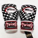 TWINS SPECIAL ボクシンググローブ 12oz 黒玉 /ボクシング/ムエタイ/グローブ/キック/フィットネス/本革製/ツインズ/大人用/12オンス