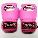 子供用 TWINS SPECIAL ボクシンググローブ ピンク /ボクシング/ムエタイ/グローブ/キック/本革製/ツインズ/キッズ/ジュニア