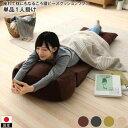 【楽天スーパーSALE】【1000円OFFクーポン】 座れて枕にもなるごろ寝ビーズクッションソファ 単品 1P 単品販売です (UF1)
