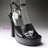 ���� ������� ¨Ǽ ����̵�� Ellie Shoes ������塼�� �Ĥ�ä� �� �֥�å� ���륹�ȥ�å� �����ҡ��� ������ҡ��� �� ��ǥ����� ������� �����ץ� �礭�������� �ҡ����12cm ����ӥ˸�ʧ��(NP��ʧ��)�б�