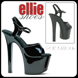 EllieShoes/711-Flirt-BLK