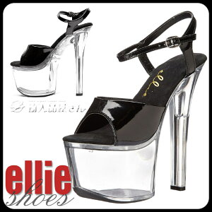 EllieShoes/711-Flirt-C-BLK