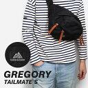 グレゴリー GREGORY TAILMATE S メンズ バッグ ボディバッグ GRE-652231041 ウエストバッグ 斜め掛け ナイロンブランド ワンショルダー ウエスト フェス スポーツ
