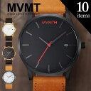 【ラッピング無料】話題の腕時計入荷!LAでSNSを賑わしている話題の腕時計「MVMT」が数量限定で入荷しました! ムーブメント MVMT メンズ レディース ユ...