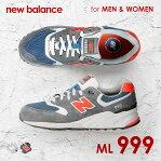 ニューバランス New Balance ML999 【 メンズ レディース ユニセックス シューズ スニーカーNB 999 ブランド ランニング スポーツ US...