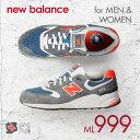 ニューバランス New Balance ML999 【 メン...