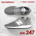 【最大2000円OFFクーポン】 【お一人様 2足まで】ニューバランス New Balance MRL247