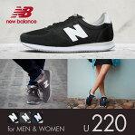 ニューバランス New Balance U220 ランニングシューズ メンズ レディース ユニセックス シューズ スニーカー 幅 D NB 【 22...