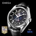 オメガ OMEGA シーマスター アクアテラ メンズ 時計 腕時計 コーアクシャル自動巻 ブラック 231.13.43.22.01.001