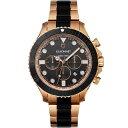 ギオネ GUIONNET ハイドロマスター プロダイバー クロノグラフ メンズ 時計 腕時計 PG-HM44PBK 【ブランド】 とけい ウォッチ