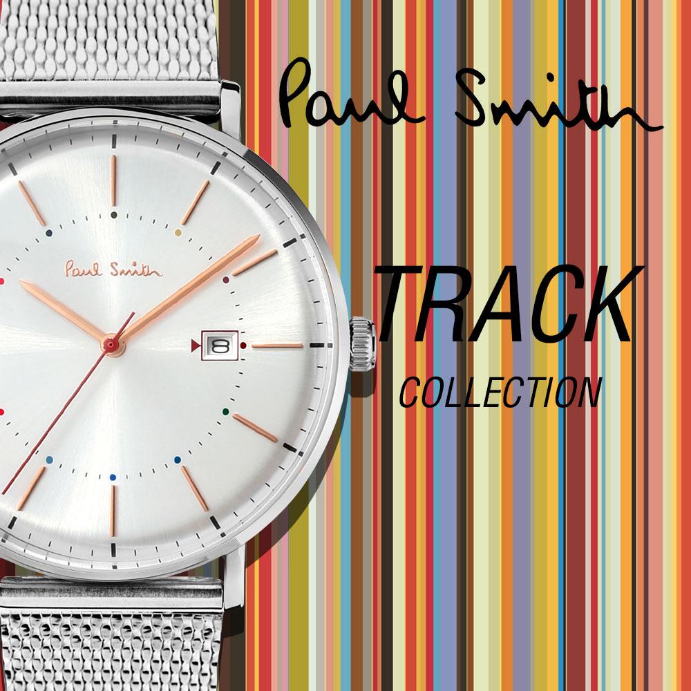 ポールスミス Paul Smith TRACK メンズ 時計 腕時計 - 【ブランド】 とけい ウォッチ
