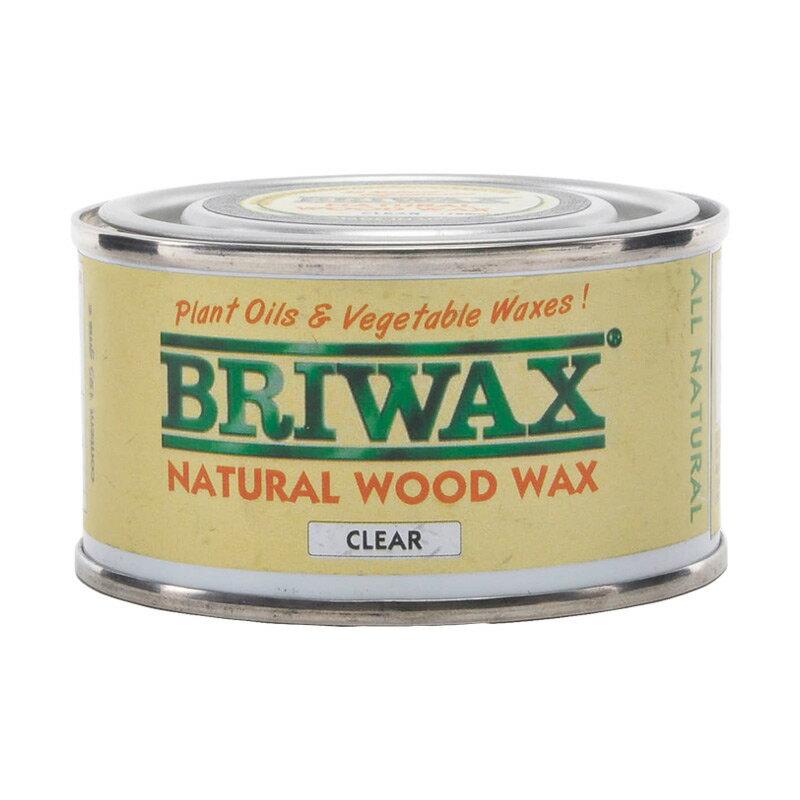 RoomClip商品情報 - 【マラソン期間 エントリーでポイント10倍!】ブライワックス・ナチュラル・ウッド・ワックス 125ml BRIWAX 100%天然成分 無垢木製品 木材保護 ツヤ出し 自然素材 DIY