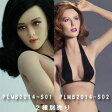 【Phicen】PLMB2014-S01 PLMB2014-S02 Super-Flexible Female Seamless body with Stainless Steel Skeleton in Pale/mid bust size & in Tan/mid bust size 1/6スケール シームレス女性ボディ