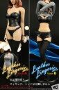 【MagicCube】MCTOYS 1/6 F-049 Leather Lingerie sets (Model A & Model B) 1/6スケール 女性用ウェアセット