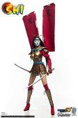 【Phicen】PL2014-71-C Shi in battle armor 死 甲冑版 1/6スケール シームレス女性ボディフィギュア