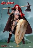 【Phicen】PL2015-86 Red Sonja レッドソニア 1/6スケール シームレス女性ボディフィギュア《予約12月》