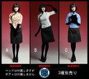 【SUPERDUCK】SET007 中国女学生 1/6スケール 女性ヘッド&コスチュームセット