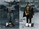 【AlertLine】AL10012 AB 1/6 WW2 The Soviet Tank Corps Suit WW2ソビエト軍 戦車兵 1/6スケール男性コスチューム