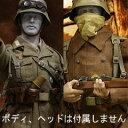 【AlertLine】AL10013 1/6 WW2 Afrika Korpsthe wehrmacht Suit WW2ドイツ軍 アフリカ軍団 1/6スケール男性コスチューム