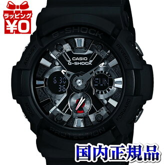 GA-201-1AJF Casio g-shock Japan genuine 20 ATM water resistant 1 / 1000 second stopwatch antimagnetic Watch (JIS species) Watch watch WATCH G shock mens Christmas gifts fs3gm