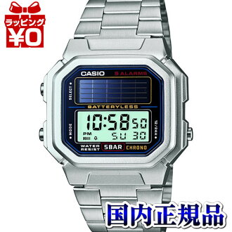 Al-190WD-1AJF Casio General watch domestic regular product 5 bar waterproof solar alarm watch watch WATCH sale kind Christmas gifts fs3gm
