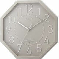 シンプルモードオクト CITIZEN citizen 8MY477-008 wall clock Japan genuine watch sales type Christmas gifts fs3gm